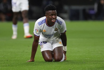 El Madrid pierde el gol en el Santiago Bernabéu. EFE