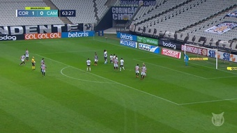 Hulk scored twice to give Atletico Mineiro victory at Corinthians. DUGOUT