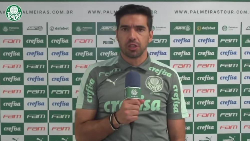 Abel Ferreira analisa empate sem gols com o Bahia. DUGOUT