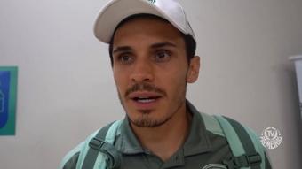 Raphael Veiga diz que vitória reforça confiança do Palmeiras. DUGOUT