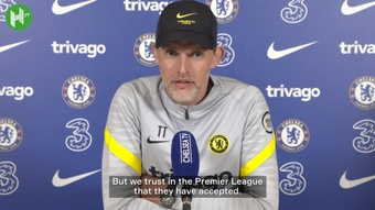Tuchel discusses Newcastle's takeover. DUGOUT