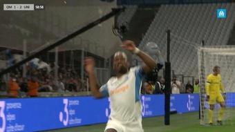 Le triplé de Drogba à Marseille lors d'un match de charité. dugout