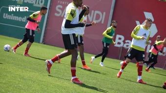 Edenílson comenta expectativa para confronto diante do Bahia. DUGOUT