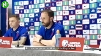 Southgate celebrates five years as England head coach. DUGOUT