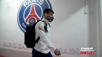 Gols e bastidores da vitória do Paris Saint-Germain sobre o Angers. DUGOUT