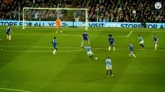 Les stars belges de Manchester City. Dugout