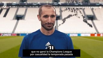 VÍDEO: así prepararon Chiellini y la Juve el duelo frente al Chelsea. DUGOUT