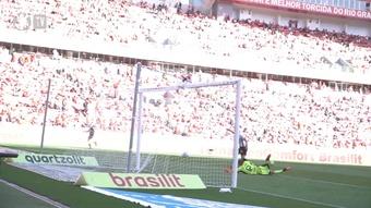 Corinthians fica no empate com o Inter.