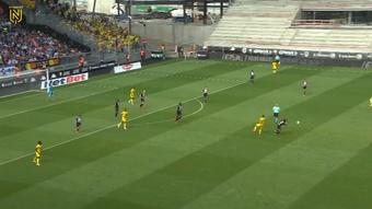 VIDÉO : le superbe but de Randal Kolo Muani contre Angers. Dugout