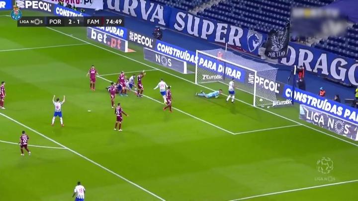 Les buts de Marko Grujic en 2020-21. dugout