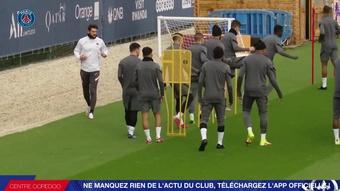 O PSG está pronto para encarar o RB Leipzig na Champions. DUGOUT