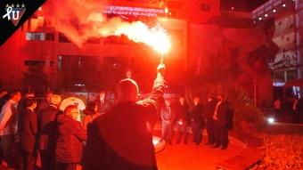 Liga de Quito rinde homenaje a Don Rodrigo. DUGOUT