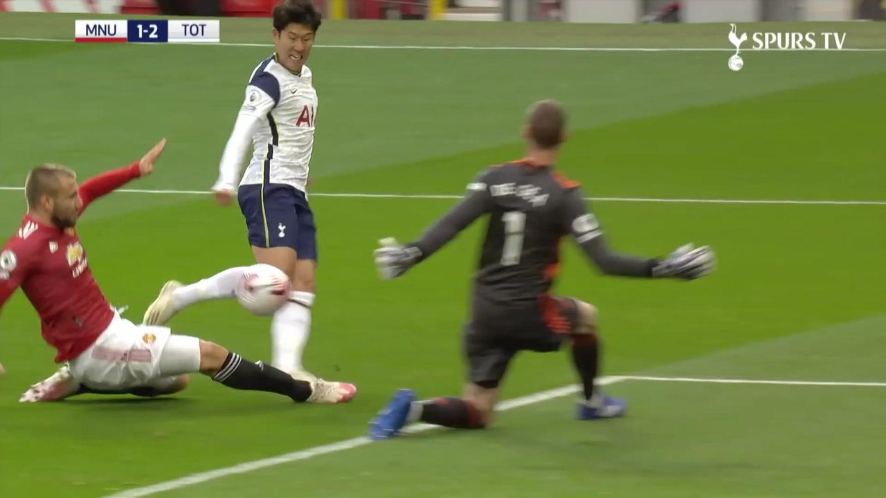 VIDEO: Spurs thrash Man Utd 6-1 at Old Trafford