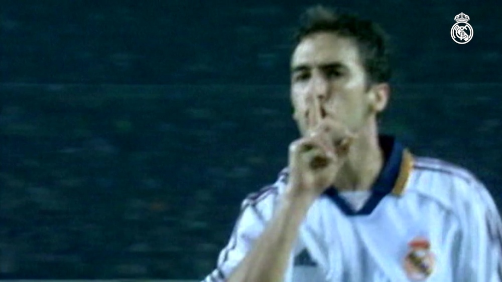 The day Raul silenced the Camp Nou. DUGOUT