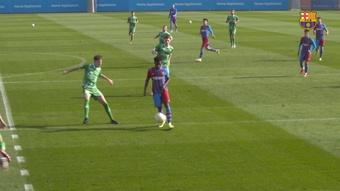 Agüero e Coutinho marcam gols em jogo-treino do Barcelona. DUGOUT