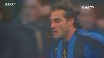 I migliori gol dell'Inter contro la Juventus a San Siro. Dugout