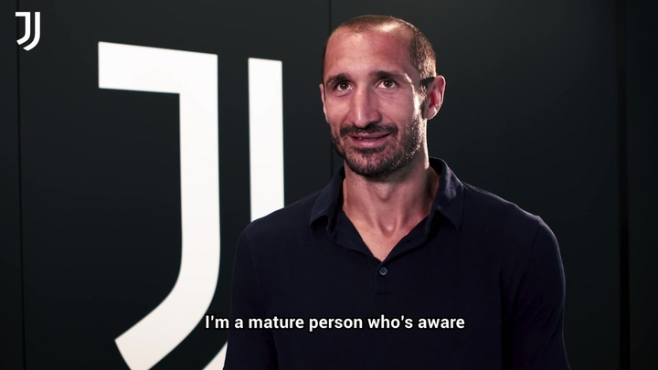 Giorgio Chiellini has spoken after renewing his Juventus contract. DUGOUT