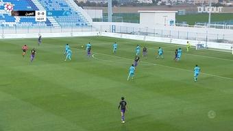 Al-Ain got a 0-1 win at basement boys Hatta. DUGOUT