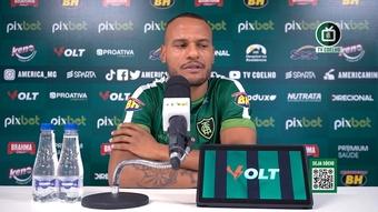 Patric fala sobre a chegada de Marquinhos Santos como novo técnico do América-MG. DUGOUT