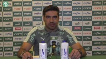 Abel Ferreira analisa derrota para o Flamengo. DUGOUT
