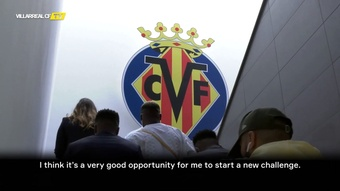 Former Spurs right-back signs for Villarreal. DUGOUT