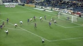 Los mejores goles del Valencia ante el Barça. DUGOUT