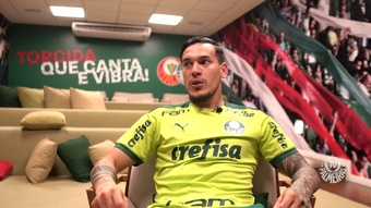 Gustavo Gómez não desiste da briga pelo título do Brasileirão e relembra 2018. DUGOUT