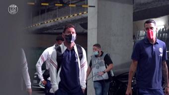 Leo Messi, gran protagonista ante el Reims. DUGOUT