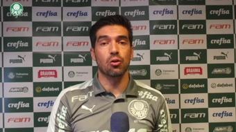 Abel Ferreira enaltece coragem do Palmeiras em vitória no Castelão. DUGOUT