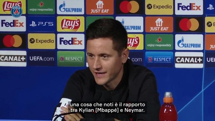 Ander Herrera smentisce la voce sul rapporto in crisi tra Mbappé e Neymar. Dugout