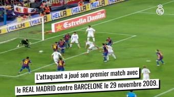 L'importance de Karim Benzema dans les Clasicos. dugout