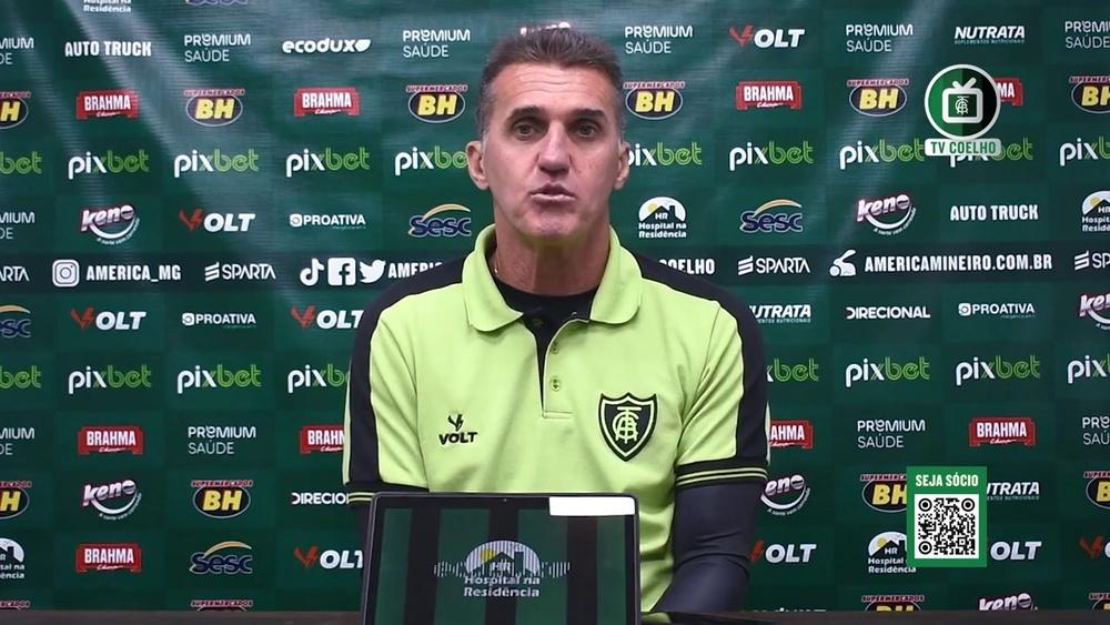 Mancini analisa empate com o Juventude e valoriza ponto conquistado. DUGOUT