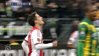 Lo mejor de Bojan en el Ajax. Captura/Dugout