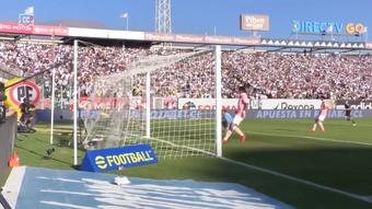 VÍDEO: así fue el gol de Parraguez para dar el triunfo a Colo-Colo. DUGOUT