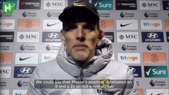 Thomas Tuchel spoke about Chelsea's 7-0 win. DUGOUT