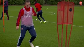 Le meilleur de la première saison de Caitlin Foord à Arsenal. Dugout