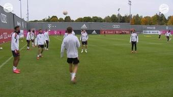 VÍDEO: el Bayern cogió fuerza para el Benfica. DUGOUT