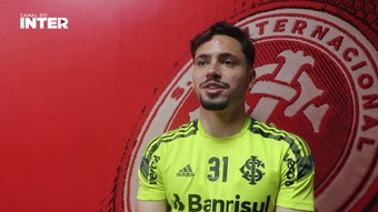 Mauricio fala da volta da torcida no Beira-Rio e projeta duelo com o América-MG. DUGOUT