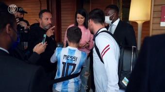 Marsiglia vs PSG: il meglio del dietro le quinte. Dugout