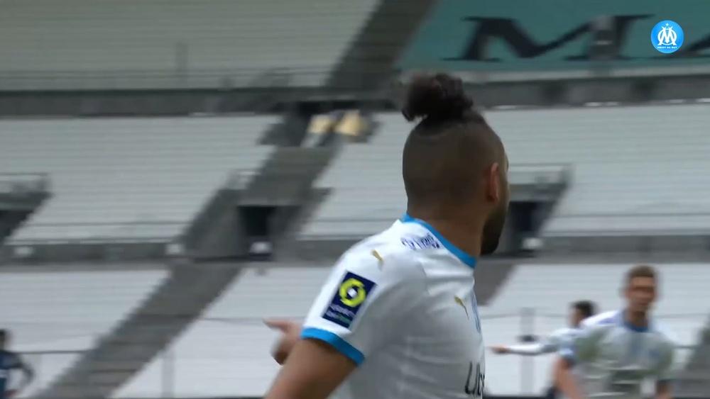 Le but magnifique de Payet contre Lorient. Dugout