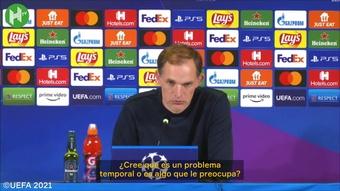Thomas Tuchel habló sobre la derrota del Chelsea en Turín. DUGOUT