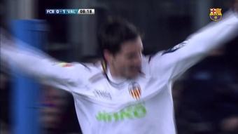 Résumé Barcelone 5-1 Valence 2012. DUGOUT