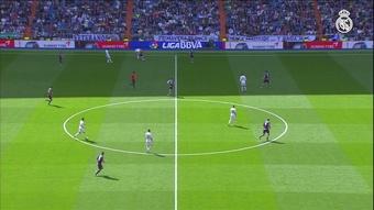Les meilleurs buts de Lucas Vázquez avec le Real Madrid. dugout