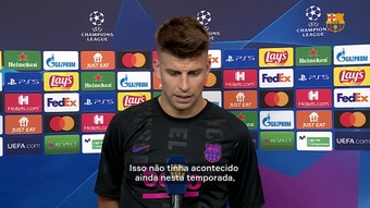 Piqué diz que vitórias dão mais confiança ao Barça. DUGOUT