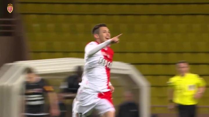 Le superbe but d'Ocampos contre Clermont. DUGOUT