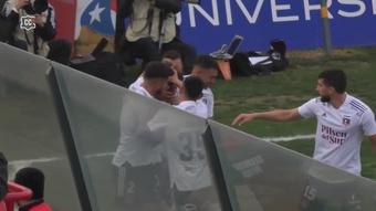 VÍDEO: así fue el gol de Falcón para dar el triunfo a Colo-Colo ante Unión Española. DUGOUT