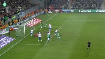 VIDÉO : la victoire de Saint-Étienne contre Lyon en 2014-15. Dugout