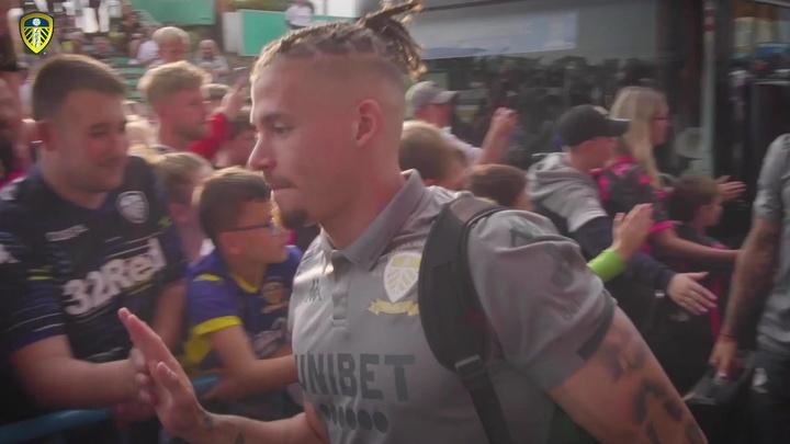 A ascensão de Kalvin Phillips no Leeds United. DUGOUT