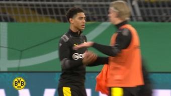 VÍDEOS: los mejores momentos de Bellingham con el Borussia Dortmund. DUGOUT
