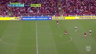 Le superbe but en contre-attaque d'Andreas Pereira. Dugout